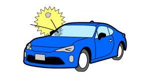 車両保険の支払い事例 飛び石
