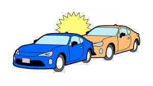 車両保険の支払い事例 当て逃げ